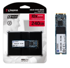 Ổ cứng SSD Kingston 240GB A400 M.2 2280 SA400M8/240G