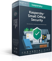 Phần mềm Kaspersky Small Office Security (5 PC + 1 Server)