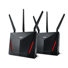 ASUS RT-AC86U (2PK) Gaming Router Wifi AC2900