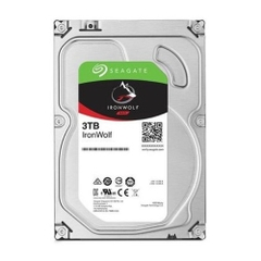 SEAGATE IronWolf ST3000VN007 Dung lượng 3000GB (3TB) 3.5