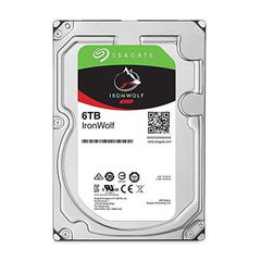 SEAGATE IronWolf ST6000VN001 Dung lượng 6000GB (6TB) 3.5