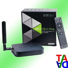 Android TV Box Minix Neo X8-H Plus + Chuột Neo A2 Lite