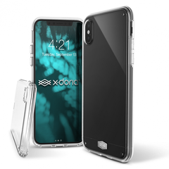 Ốp Lưng X-Doria 460828 Cho iPhone X/XS Trong Suốt (Clear)