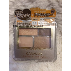 Phấn mắt Canmake Perfect Brown Eyes #05