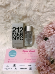 Nước hoa Carolina Herrera 212 Men NYC 7ml