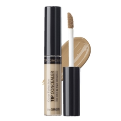 Che khuyết điểm The Saem Cover Perfection Tip Concealer 01