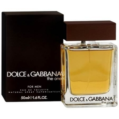 Nước hoa Dolce & Gabbana The One for men EDT 50ml