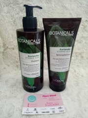 Gội xả L'oreal Botanicals fresh care Koriander 400ml+200ml