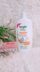 Dầu gội Simple baby moisturising 300ml