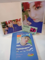 Saipan Guide Book #Jung Kook, #V