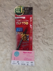 Kẻ mắt nước Tattoo 1day  super waterproof #brown black