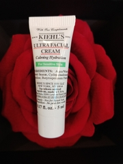 Kem dưỡng Kiehl's Ultra Facial Cream for sensitive skin 5ml