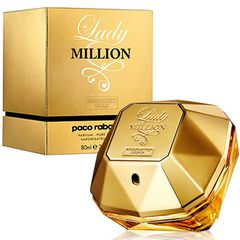 Nước hoa Paco Rabanne Lady Million Absolu Gold 80ml