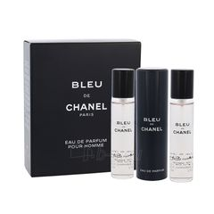 Set nước hoa Chanel Bleu EDP 3x20ml