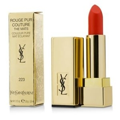 Son YSL Rouge Pur Couture The Mats #223 Corail Anti-Mainstream