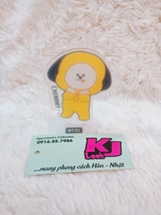 Standee mica Chimmy - BT21