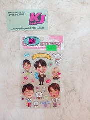 Sticker JIN-BTS