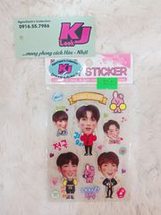 Sticker Jungkook-BTS