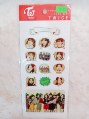_Sticker nổi Twice