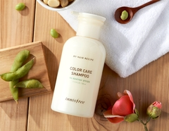 Dầu Gội Chăm Sóc Tóc Nhuộm Innisfree My Hair Recipe Color Care Shampoo (Hair Care)