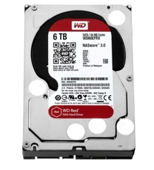 WD HDD Red 6TB 3.5