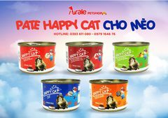 PATE HAPPY CAT CHO MÈO