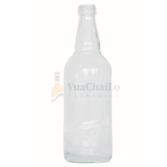 Vỏ chai thủy tinh 500ml