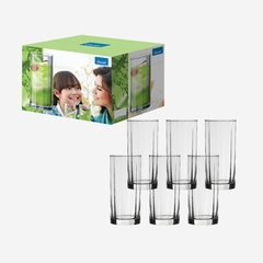 Bộ 6 Cốc Pyramid Long Drink B2313 - 380ml