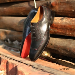 Balmoral Oxford XL02 Black 43 (Cro)