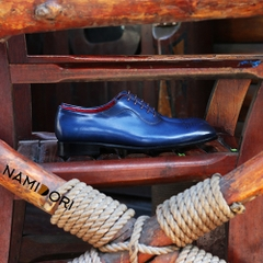 Plain Toe Oxford Blue