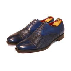 Braided Cap Toe Oxford XL06
