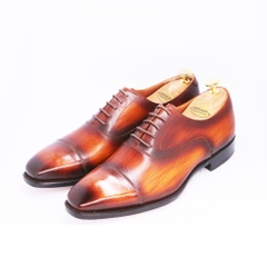 Cap Toe Oxford MTO