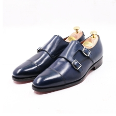 Cap Toe Double Monk BL02