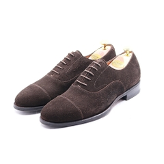 Cap Toe Oxford Suede SL06