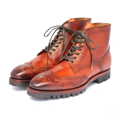 Wingtip Lace Boots XR13