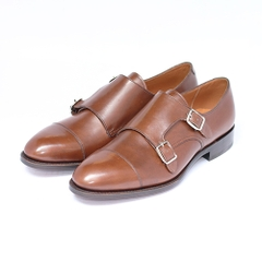 Cap Toe Double Monk BL06