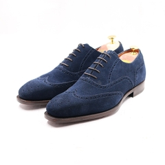 Wingtip Oxford Suede SL06