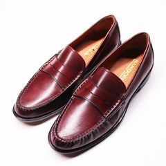 Penny Loafer Mckay AL00 Burgundy 385