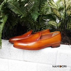 PENNY LOAFER PATINA MTO