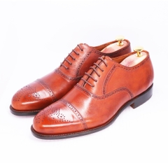 Semi Brogues Oxford YL00