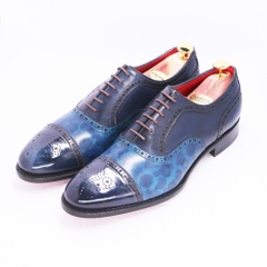 Semi Brogues Oxford XL06