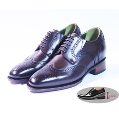Wingtip Derby With Elastic Band MTO