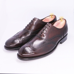 Wingtip Oxford AL00 D.Brown 442