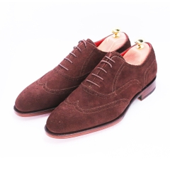 Wingtip Oxford Suede SL09
