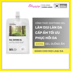 Gel dưỡng da Daymellow Snow Mushroom Real Soothing 300ml