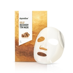 daymellow GOLD RECOVERY TTM MASK