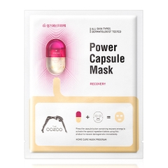 MẶT NẠ OOZOO POWER CAPSULE MASK RECOVERY