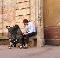 SQUIZZ COMPACT STROLLER