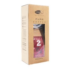 Pure Coffee Blend 2 Robusta 250gr