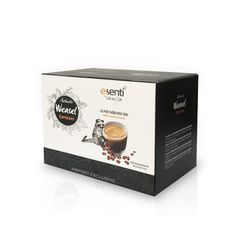 Authentic Weasel Espresso - 20 gói